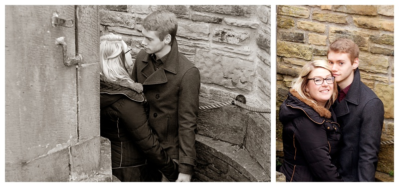 Halifax Engagement Photos in Shibden Park by Tania Elizabeth Photography